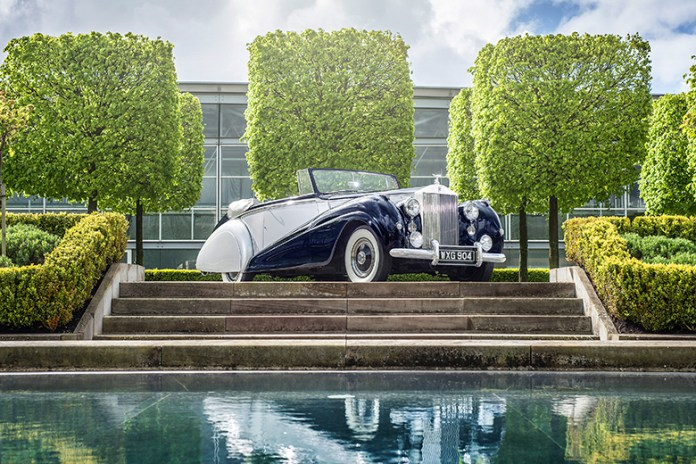"""Rolls-Royce Announces New Model """"Dawn"""""""