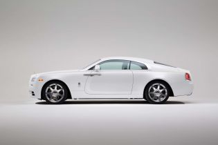 Rolls-Royce Turns to Fashion to Inspire Its Limited Edition Wraith