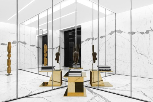 Saint Laurent Reopens Its Faubourg Saint-Honoré Flagship
