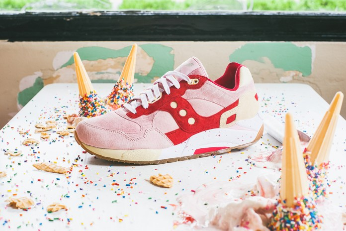 "Saucony Originals G9 ""Scoops"" Pack- Part 2"