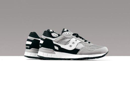 Saucony Shadow 5000 Grey/Black