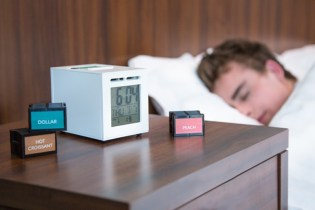 SensorWake Smell-Based Alarm Clock