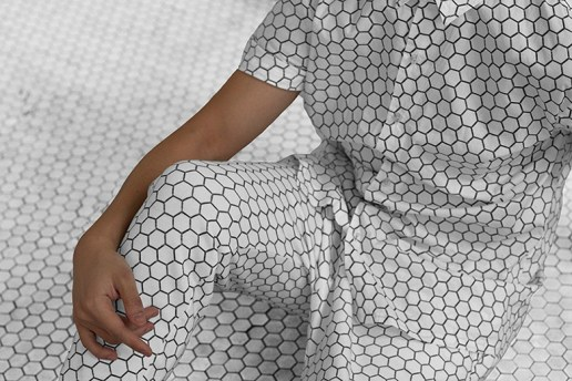 "Snarkitecture x POAM ""Architectural Camouflage"" Lookbook"