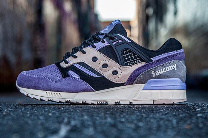 """Sneaker Freaker x Saucony Grid SD """"Kushwhacker"""""""