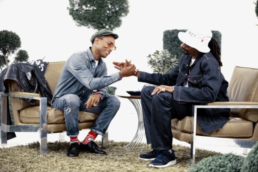 Snoop Dogg and Pharrell Williams Talk 'BUSH'