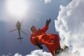 Snowboarding in the Clouds With Stuntman Wildman Adrian Cenni
