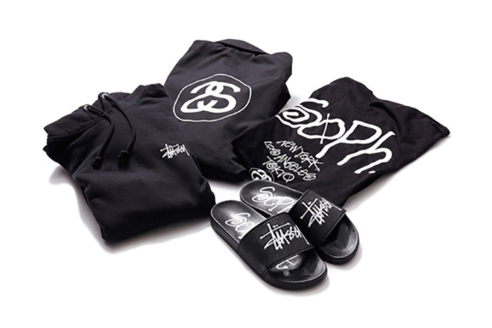 SOPHNET. x Stussy 2015 Spring/Summer Collection