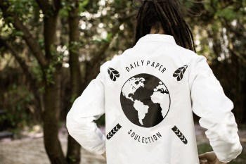 Soulection x Daily Paper 2015 Spring/Summer Coach Jackets