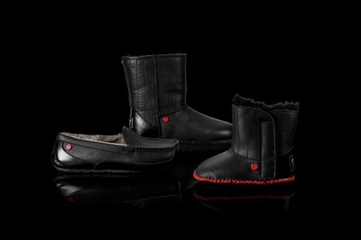 Star Wars Teams up With UGG Australia for an Unusual Limited Edition Darth Vader Collection