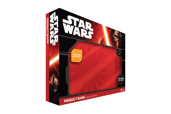 'Star Wars: The Force Awakens' Merchandise to Debut With Special #ForceFriday Midnight Release