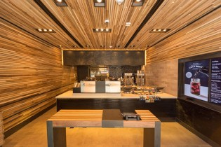 Starbucks' First Express Format Store Streamlines the Cafe Experience