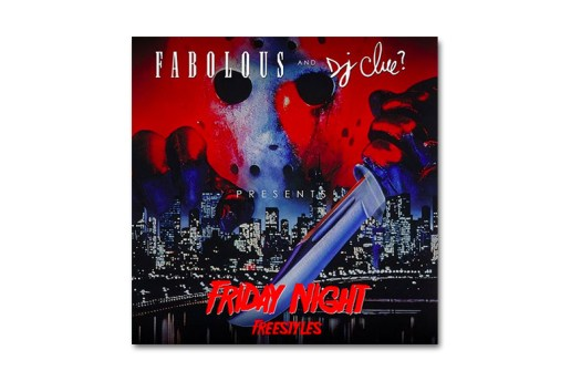 Fabolous and DJ Clue - Friday Night Freestyles (Mixtape)