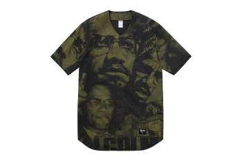 """Supreme 2015 Spring/Summer """"Malcom X"""" Capsule Collection"""