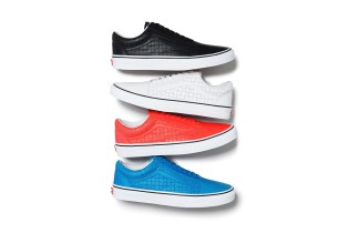 Supreme x Vans 2015 Summer Old Skool Collection
