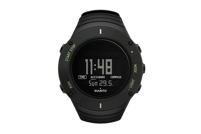 Suunto Core Ultimate Black Watch