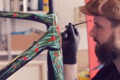 Swanski x Dwa Osiem Show the Making of a Custom Race Bike
