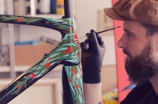 Swanski x Dwa Osiem Show the Making of a Custom Race Bike
