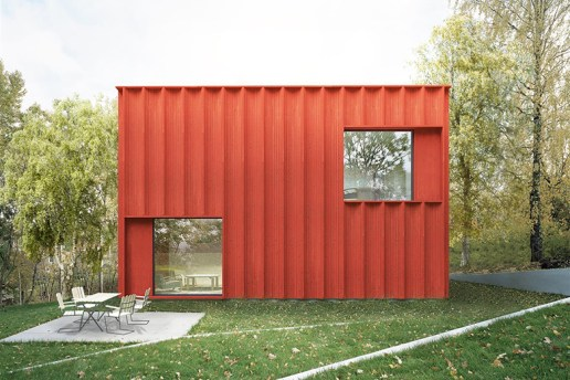 "Sweden's ""Most Sought After Home"" by Tham & Videgård Designs"