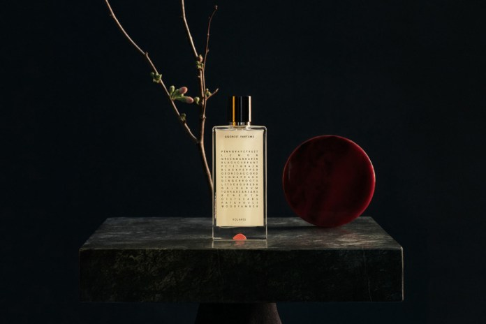 Swedish Perfumery Agonist Launches New Scents
