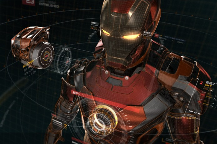 Take Another Look at the Intricate UI Designs for 'Avengers: Age of Ultron'