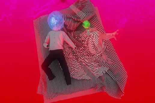 "Tame Impala ""Cause I'm A Man"" 3D Music Video by Weirdcore"