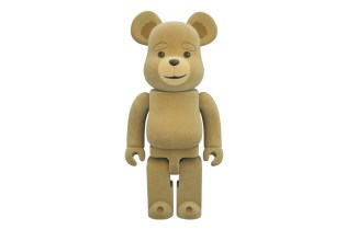 'Ted 2' x Medicom Toy Ted 400% Bearbrick
