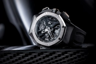 The Audemars Piguet Royal Oak Concept Laptimer Michael Schumacher