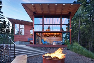 The Basecamp by Johnston Architects