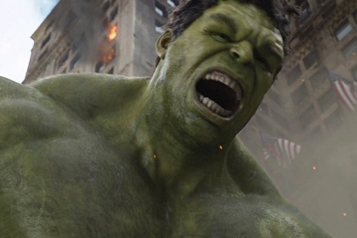 The Design FX Behind The Hulk in 'The Avengers'