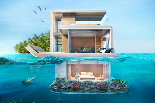 The Floating Seahorse by Kleindienst Group