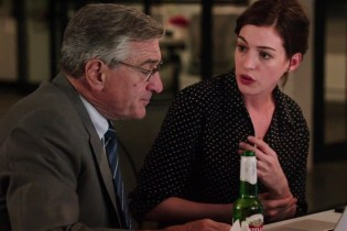 'The Intern' Official Trailer
