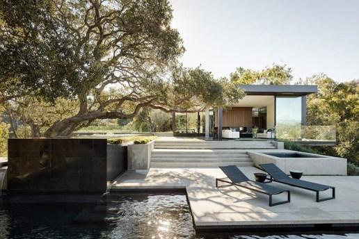 The Luxurious Oak Pass Home by Walker Workshop
