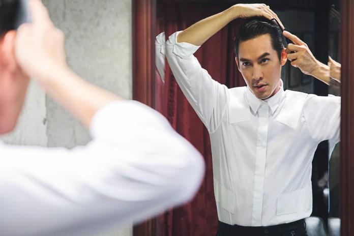 The Modern Gentleman With Jimmy Choo: Mr. Utt Panichkul