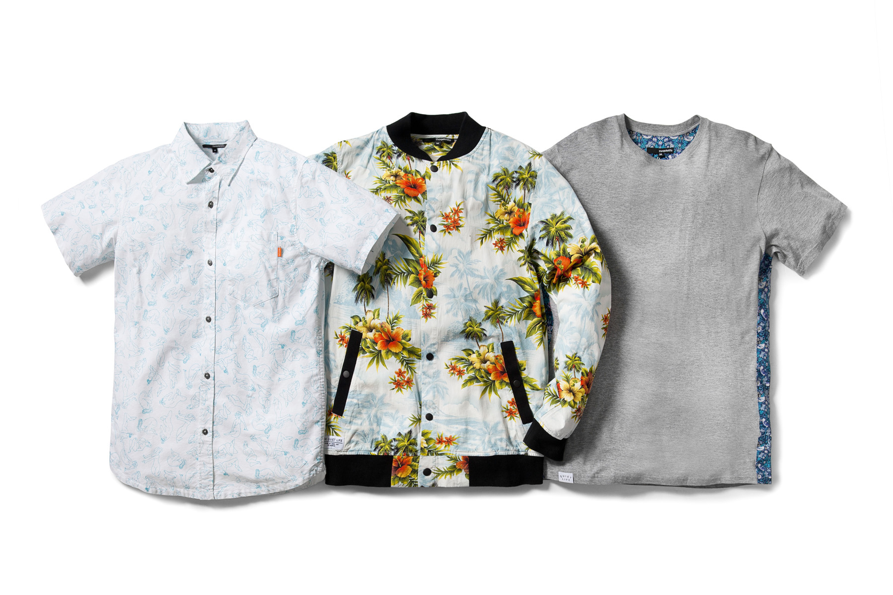 The Quiet Life 2015 Spring/Summer Collection