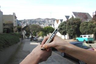 The Revolutionary Phree Pen Lets You Write on Virtually Any Surface