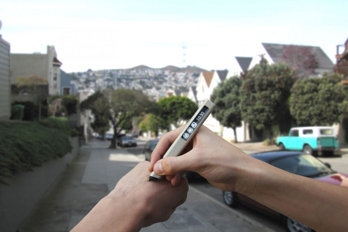 The Revolutionary Phree Pen Lets You Write on Virtually Any Surface