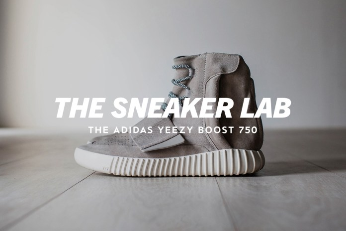 The Sneaker Lab by Andy Chiu: Examining the adidas Yeezy Boost 750