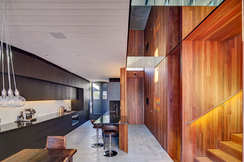 The Spiegel House by carterwilliamson architects