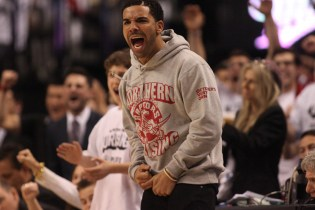 "The Toronto Raptors Will Have a ""Drake"" Alternate Jersey Next Season"