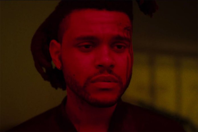 """The Weeknd """"The Hills"""" Music Video"""