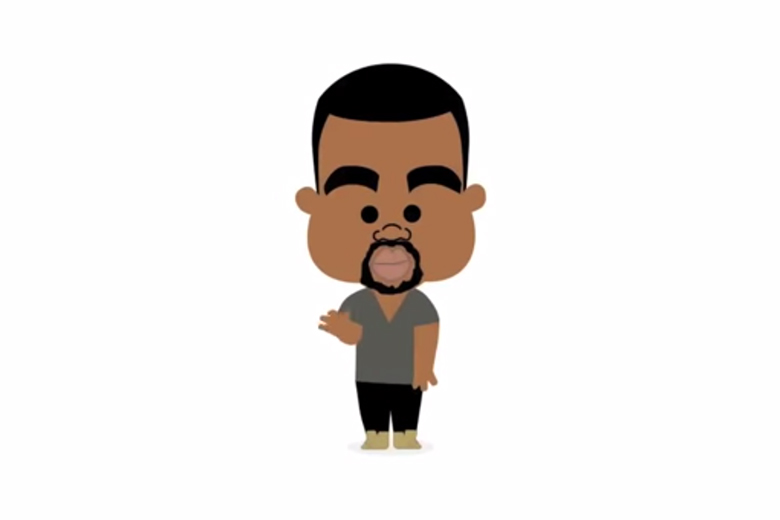 The Ye.i App Lets You Interact With a Kanye West Avatar