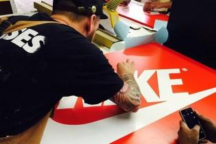 These Sneakerheads Built Custom Sneaker Storage for LeBron James