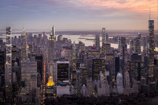 This Is What New York's Skyline Will Look Like by 2030