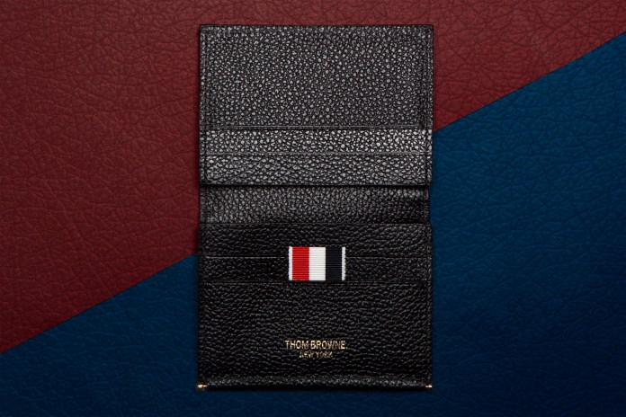 Thom Browne 2015 Spring/Summer Accessories