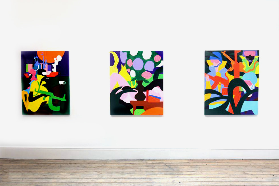 "Todd James ""Fantasy Island"" @ Lazarides Gallery"