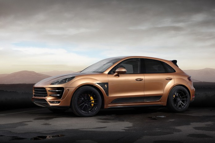 TopCar Revamps the Porsche Macan