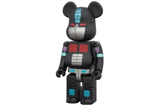 "Transformers x Medicom Toy ""Nemesis Prime"" Bearbrick"