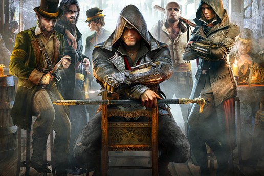 Ubisoft Unveils 'Assassin's Creed Syndicate'