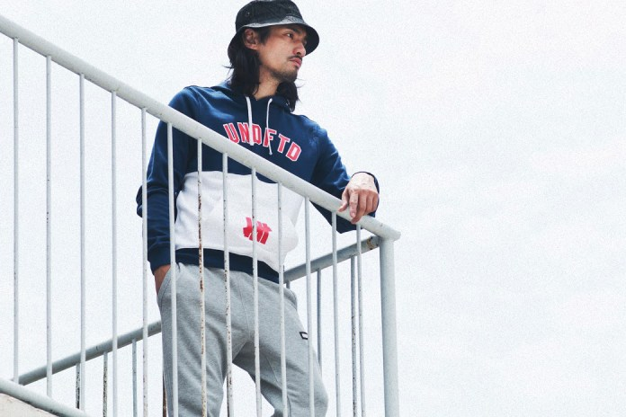 Undefeated 2015 Spring/Summer Collection