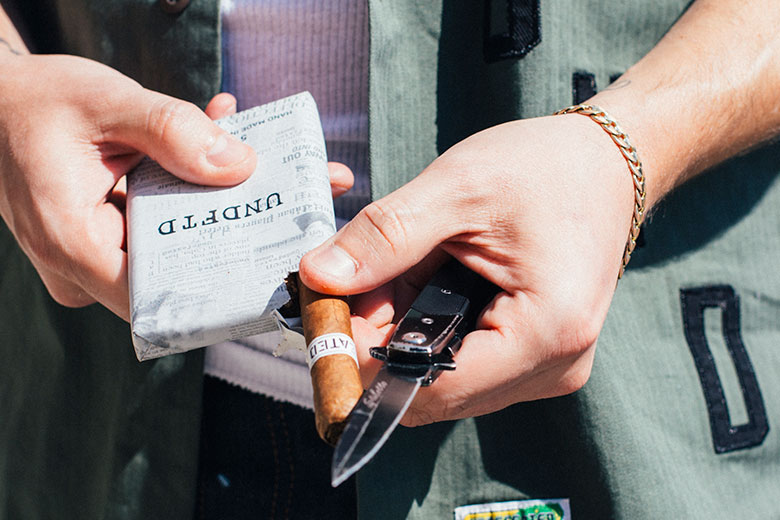Undefeated x Tatuaje Handmade Cigars